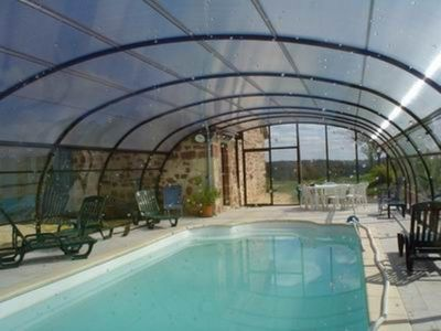 Photo for comfortable farmhouse with swimmingpool- Badefols d'Ans