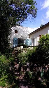 Photo for Large villa in the quiet Aix countryside