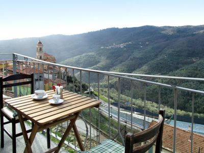 Photo for Vacation home Pirata (PTB185) in Pietrabruna - 6 persons, 2 bedrooms