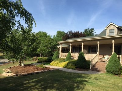 Photo for 4 BDRM-PET FRIENDLY Sprawling Ranch In TIEC Tryon