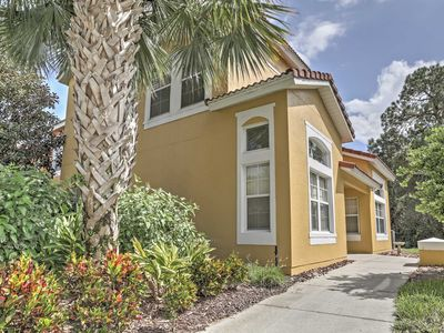 Photo for Trendy 3BR Kissimmee Townhouse w/Pool Access!