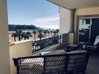 Photo for Ocean View 2BR Condo 1 Blk from beach & close distance to clubs and restaurants!