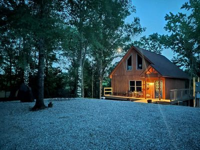Photo for 2BR Cabin Vacation Rental in Hot Springs, Arkansas