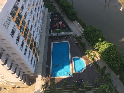 Photo for 3BR Apartment Vacation Rental in Tan Thuan Dong, Hồ Chí Minh