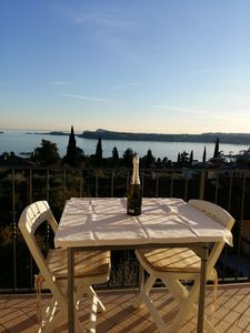 Photo for Holiday apartment Gardone Riviera for 1 - 4 persons with 1 bedroom - Holiday apartment