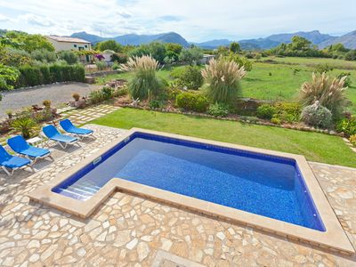 Photo for A lovely villa in a good location approx 2 km from the sea