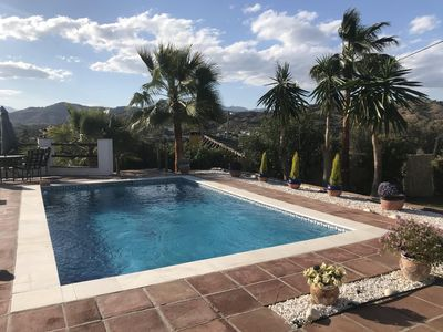 Photo for Beautiful Three Bedroomed Villa With Pool In Coín Andalusia