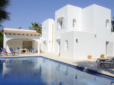 Photo for *** CALA D'OR VILLA *** 5 Bedrooms, 5 Baths, WiFi, A/C, Fenced Private Pool, BBQ
