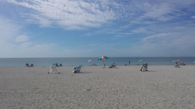 Photo for Life's a Beach! Enjoy this beautiful 2 bedroom condo 3 blocks to beach