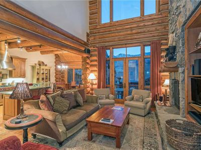 Photo for Stunning Vacation Rental with Ski-in Ski-out Access
