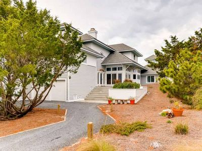 Photo for Varuna: 5 BR / 4 BA rental homes in Bald Head Island, Sleeps 10
