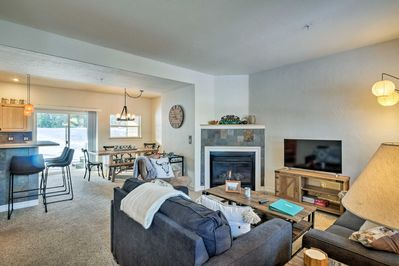 Plan your next mountain escape to this Breckenridge vacation rental for 10!