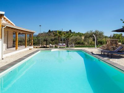 Photo for Spacious Holiday Home in Noto with Private Pool