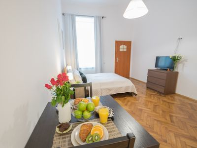 Photo for Apartment Vacation Rental in Krakow