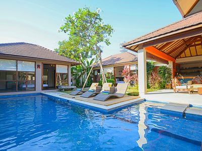 Photo for Open-Air 9, 3 Bedroom Villa in Legian