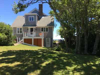 Photo for East End Waterfront Home in Provincetown with Panoramic Views