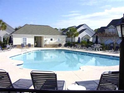 Private Tanglewood Pool