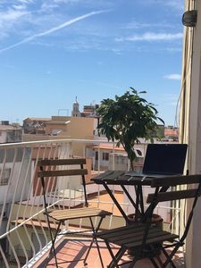 Photo for Spacious&Cosy Vilanova apt close to BCN and Sitges