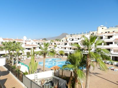 Photo for Renovated 1 bed apartment in Los Cristianos close to the beach & El Mirador