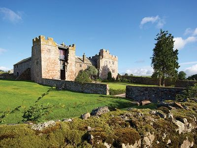 Photo for A multi award-winning exceptional Grade I listed fortified manor from the 1400s.