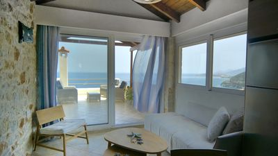 Photo for Top Level Apartment for 2 persons with fantastic sea view