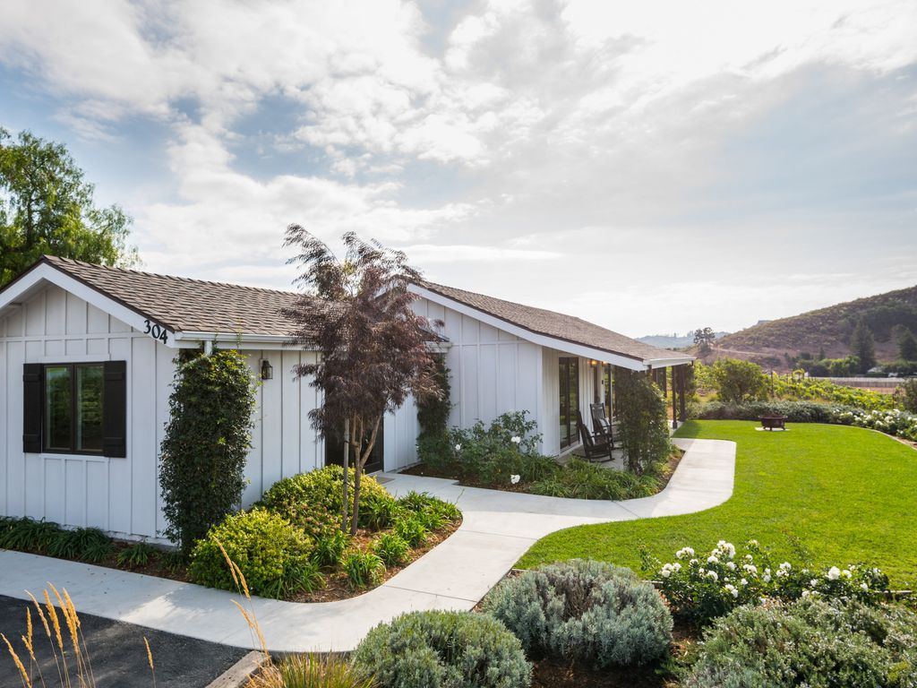 Carriage House At Greengate Ranch Vineyard Edna Valley San Luis Obispo Homeaway