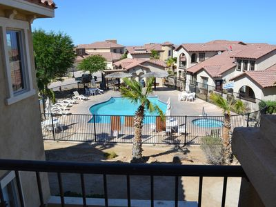 Photo for Condo 29-4 20 Feet From The Pool Sleeps 8 Plus Children Under 8 WIFI