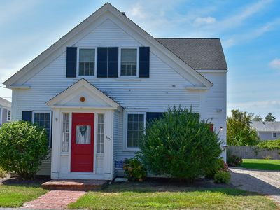 Photo for Sea Street 245-Beautifully renovated five bedroom home boasting Cape Cod charm