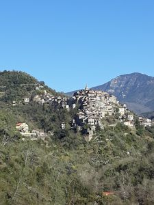 Photo for 1BR Apartment Vacation Rental in Apricale, Liguria