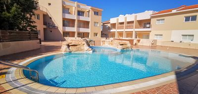 Photo for Luxury Apartment for 6 with pool near beach