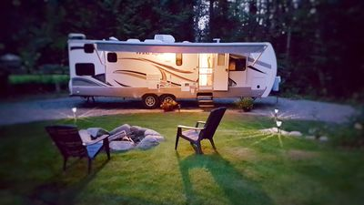Photo for Come and enjoy our beautiful large luxury RV