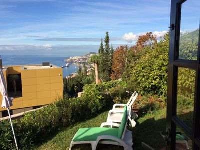 Photo for House with garden and view over Bay of Funchal