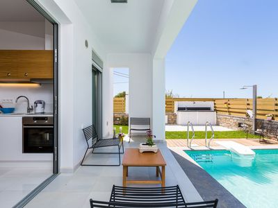 Photo for Exclusive Villa with Private Beach Facilities