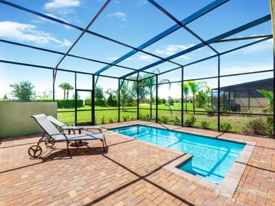Photo for Brand New Luxury home with Pvt pool Close to Disney parks