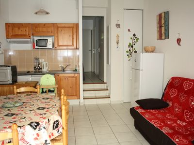 Photo for Loudenvielle. Large T2 cabin 4/6 pers. comfortable, terrace with a blind