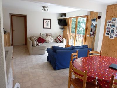 Photo for TER-CERF-94 : 4 rooms in front of the slopes with a garage