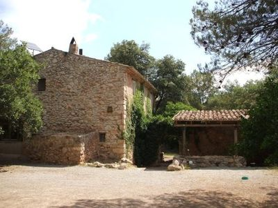 Photo for Self catering Masia Els Cups for 12 people