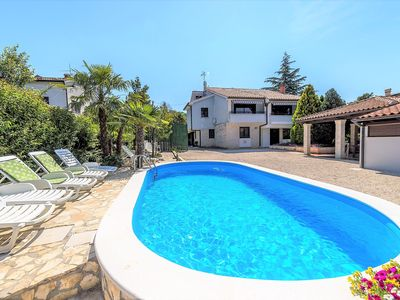 Photo for Comfortable Villa Fabia near the Beach in Porec