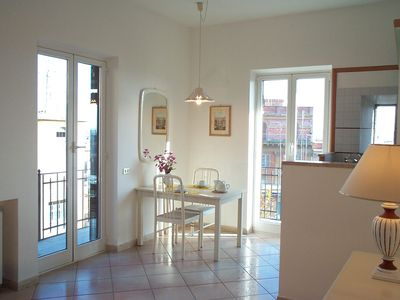 Photo for Rome-Trastevere Balcony Ideally located. Internet. All within walking distance