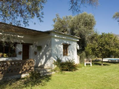 Photo for Beautiful house for 4 people with pool and large garden olive trees