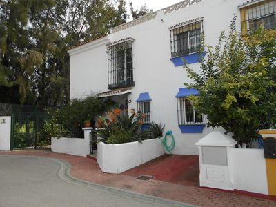 Photo for Spacious Andalucían Style Townhouse in Nueva Andalucia, Marbella!