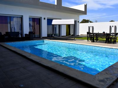 Photo for Luxury villa with pool