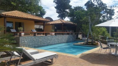 Photo for House (4 suites) with comfort and security in Ferradura Beach