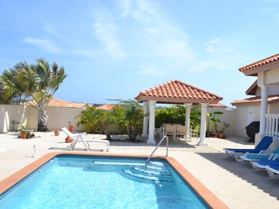 Photo for BEAUTIFUL NEW HOME W/ OCEAN VIEW AND POOL