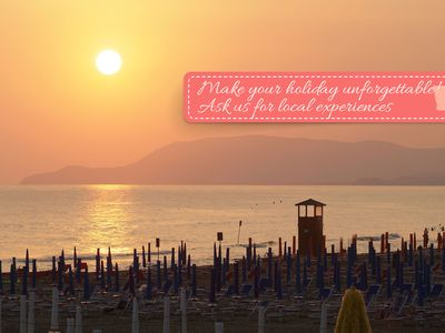 Photo for 1BR Apartment Vacation Rental in Marina di Grosseto