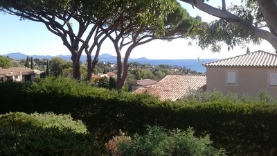 Photo for VILLA IN QUIET SEA VIEW 7/8 PEOPLE 120M²