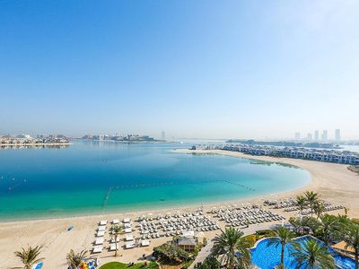 Photo for Luscious 03 BR Apartment in Al Nabat- Palm Jumeirah