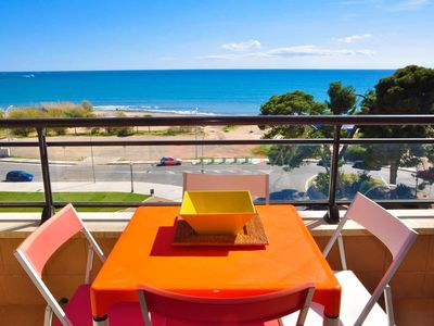 Photo for Apartamento vista a la playa para 5 personas en Cambrils(76647)