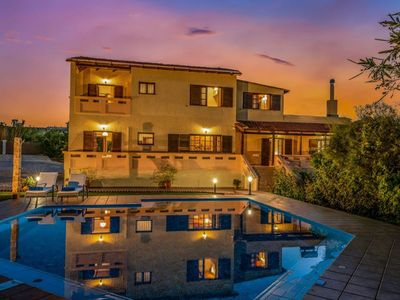 Photo for Family Villa Alexia with private swimming pool