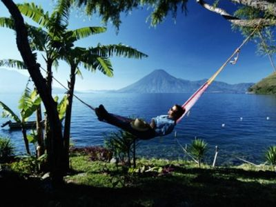 Photo for Lake Front Paradise, - Nature, Adventure & Mayan Culture Collide